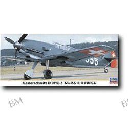 Messerschmitt Bf109E-3 'SWISS AIR FORCE'