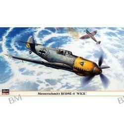 Messerschmitt Bf109E-4 WICK