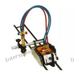 Przecinarka półautomatyczna PERUN do cięcia tlenem z napędem elektrycznym PPA-100A