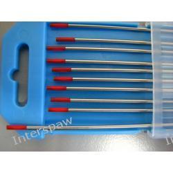 Elektroda wolframowa czerwona 2,4