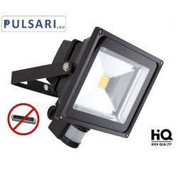 Halogen Reflektor Naświetlacz PULSARI LED 30W czujnik ruchu i zmierzchu IP65 Lampy