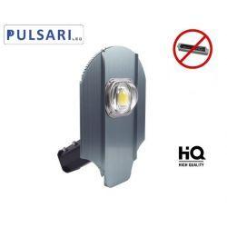 Lampa Uliczna Zewnętrzna Drogowa PULSARI LED 50W Systemy oświetleniowe