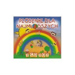PIOSENKI DLA NAJMŁODSZYCH /3CD/ DOBRA CENA