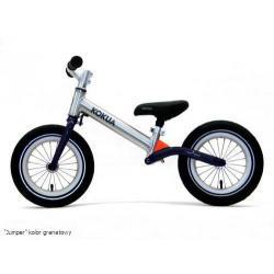 Rower biegowy bez pedałów Jumper granatowy Like a Bike
