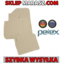 DYWANIKI WELUROWE AUDI A4/B6/B7 2001-08 Petex Oryg