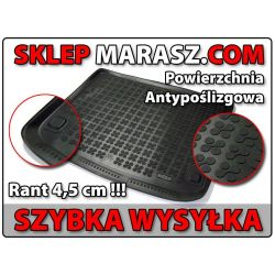 GUMOWY DYWANIK BAGAŻNIKA Opel ZAFIRA C 2012 wzwyż