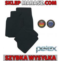DYWANIKI WELUROWE AUDI A5 A4 B8 2007- Petex Oryg