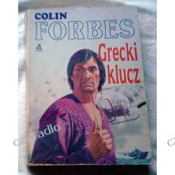 Grecki klucz - Colin Forbes