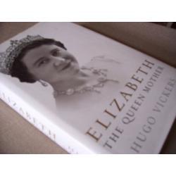 ELIZABETH THE QUEEN MOTHER - HUGO VICKERS Pozostałe