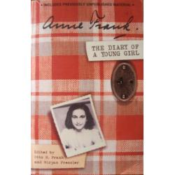 THE DIARY OF A YOUNG GIRL - ANNE FRANK Pozostałe