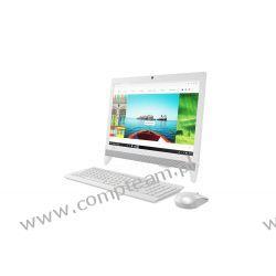 Biały All in One Aio Lenovo 310 19,5 4GB 1TB W10 Komputery