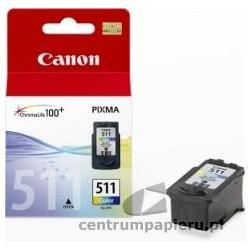 Canon Wkład kolor CANON CL-511 9ml [2972B001]
