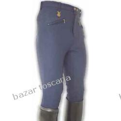 Spodnie jezdzieckie męskie