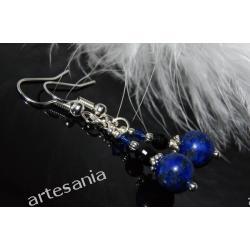 Lapis Lazuli - kolczyki