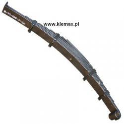 RESOR PRZYCZEPA D-50 9- piórowy  Wtryskiwacze