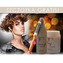 COLOUR Szampon + Maska 2000ml + GRATIS STAPIZ
