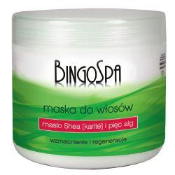 Maska do włosów z pięcioma ALGAMI BingoSpa Okazja