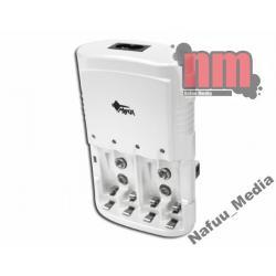 Ładowarka MANTA MB102_3_Rodzaje_Akumulatorków
