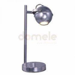 Lampka biurkowa Lis Effik srebrna 1844B...