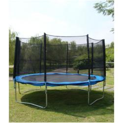 SIATKA ZABEZPIECZAJĄCA dla trampoliny ATHLETIC 244cm