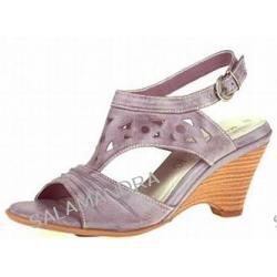 Sandały Wendel 28369/26 551 lavender