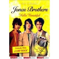 JONAS BROTHERS HELLO BEAUTIFUL + PLAKAT HIT NOWA