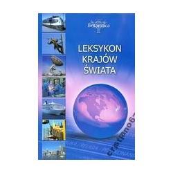 Leksykon Krajów Świata Encyklopedia Britannica