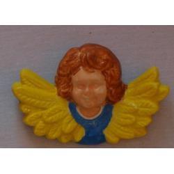 Aniołek kolorowy 1
