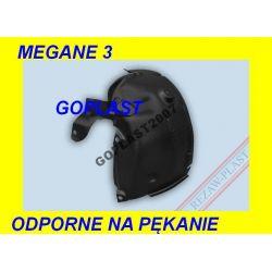 NADKOLE PLASTIK RENAULT MEGANE 3 OD 09r PRZÓD HDPE