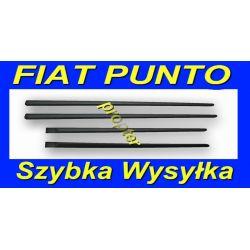 FIAT PUNTO II 5 Drzwi LISTWY BOCZNE SAMOPRZYLEPNE