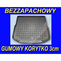 VOLVO V40 2012 DYWANIK GUMOWY MATA BAGAŻNIKA DOLNA Gumowe