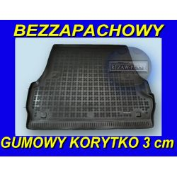 TOYOTA LAND CRUISER J 200 GUMOWY DYWANIK BAGAŻNIKA Gumowe