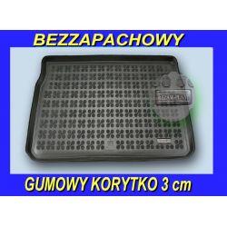 PEUGEOT 207 HB 2006- GUMOWY DYWANIK MATA BAGAŻNIKA Gumowe