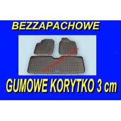 FORD GALAXY ALHAMBRA SHARAN 5 os DYWANIKI GUMOWE Gumowe