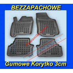 OPEL MERIVA A 2003-10 DYWANIKI GUMOWE KORYTKA 3cm