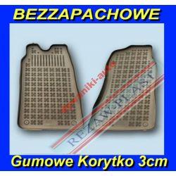 FORD TRANSIT V VI 6 5 DYWANIKI GUMOWE KORYTKO 3cm