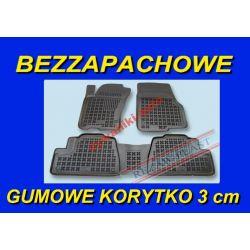 MERCEDES ML W163 98-05 DYWANIKI GUMOWE KORYTKA 3cm