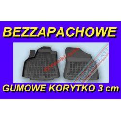 BERLINGO PARTNER II 2 os. DYWANIKI GUMOWE KORYTKO Gumowe