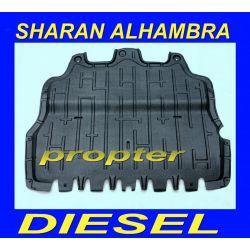 VW SHARAN SEAT ALHAMBRA 7N od 2010 OSLONA SILNIKA