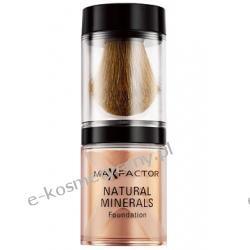 Max Factor Natural Minerals Foundation - Podkład mineralny sypki - odcień nr 80 - bronze