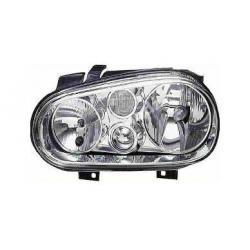 REFLEKTOR LAMPA H7+H1 VW GOLF IV 98-04 LEWA NOWA!