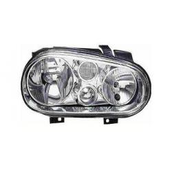 REFLEKTOR LAMPA H7+H1 VW GOLF IV 98-04 PRAWA NOWA!