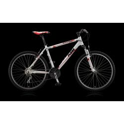 Rower KTM Chicago BK/White 14'' Black