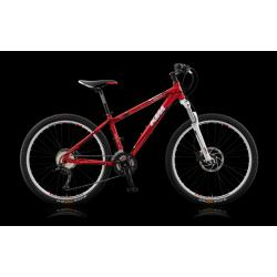 Rower KTM Ultra Fire Red 17'' Red