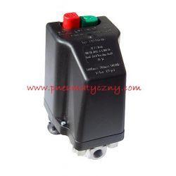 Wyłącznik ciśnieniowy (presostat) NE-MA do sprężarek tłokowych 400V Przemysł