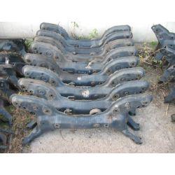 Wózek Sanki Kołyska Trawers Fiat Punto II