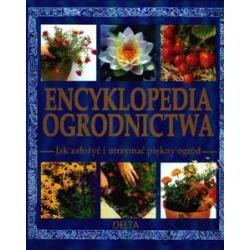 Encyklopedia ogrodnictwa Phillips Sue NOWA TWARDA