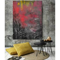 Bardzo duży obraz na ścianę Antyki i Sztuka