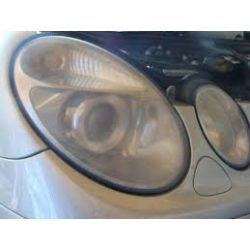 Regeneracja reflektorów Mercedes E-klasa