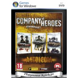 Gra PC NPK Company of Heroes - Antologia